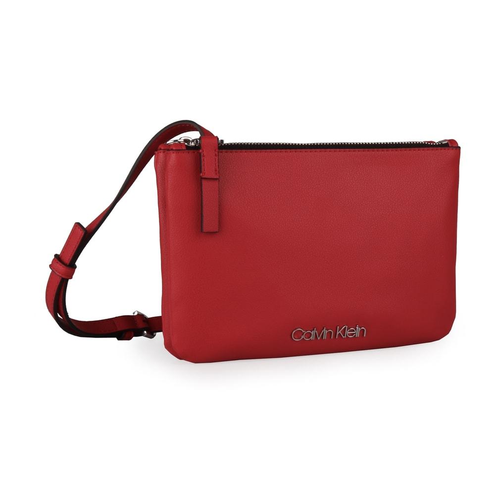 98e06bcddfac Calvin Klein Dámská crossbody kabelka Must Ew K60K605074 - červená