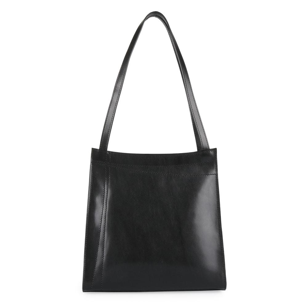 Elega Dámská kožená kabelka přes rameno 67526