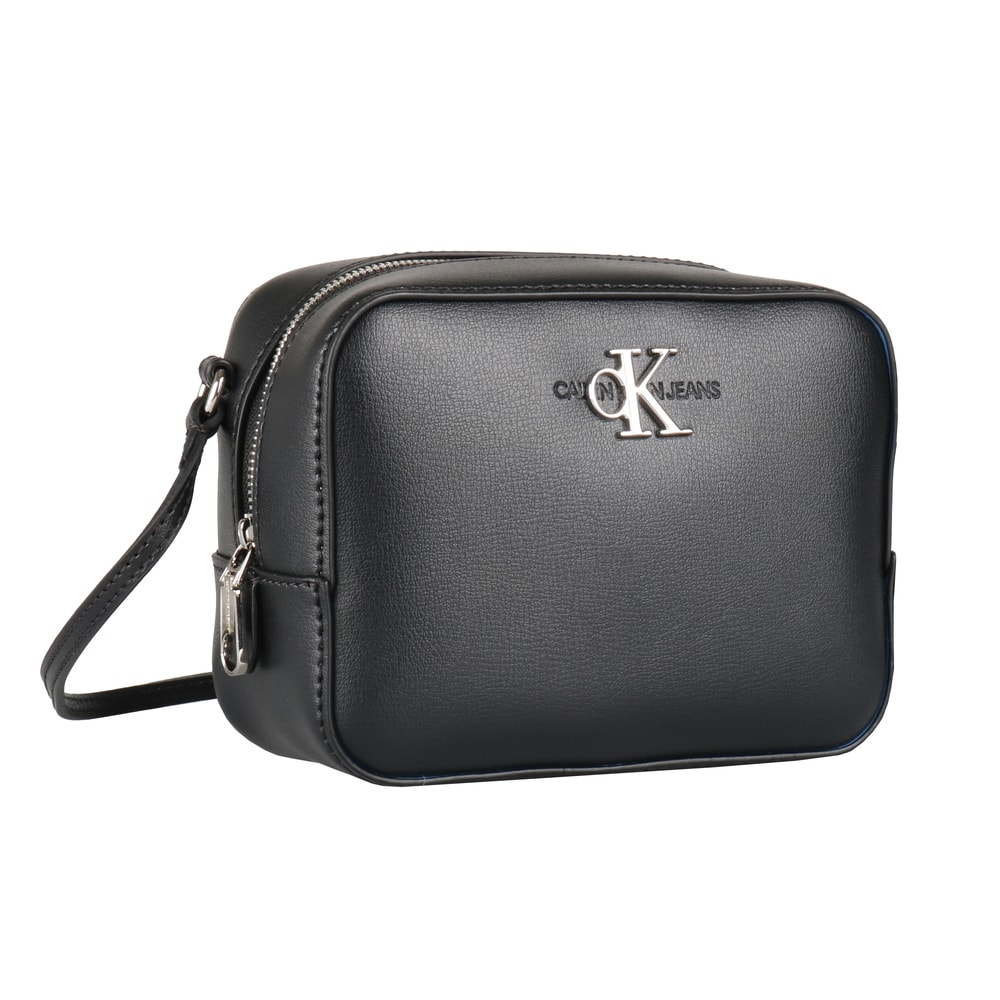 Calvin Klein Dámská crossbody kabelka CK Jeans Monogram K60K605780 - černá