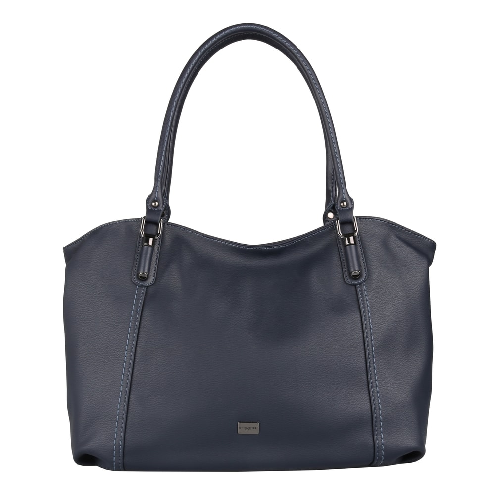 David Jones Paris Dámská kabelka přes rameno 6136-2 - tmavě modrá