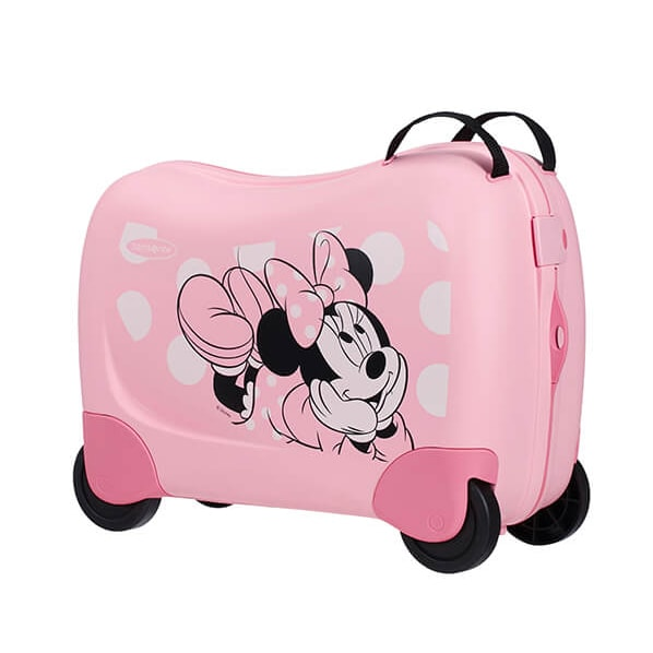 Samsonite Kabinový cestovní kufr Dream Rider Disney 43C 25 l - Minnie Glitter