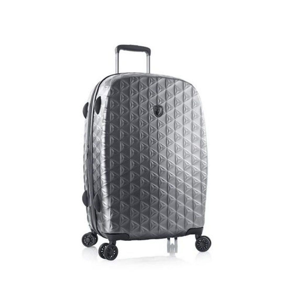 Heys Skořepinový cestovní kufr Motif Homme M Gunmetal 86 l