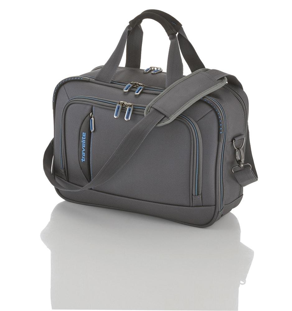 Travelite Palubní taška CrossLITE Board Bag Anthracite 21 l