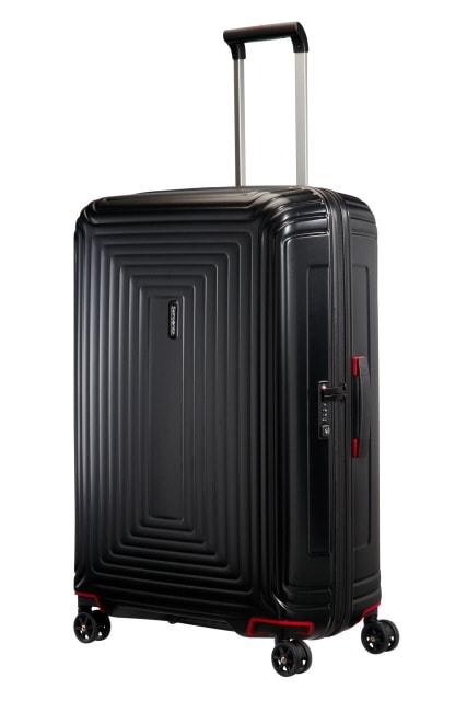 Samsonite Cestovní kufr Neopulse Spinner 74 l - černá