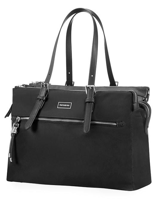 "Samsonite Dámská taška Organised Shopping Karissa Biz 14.1"" - černá"
