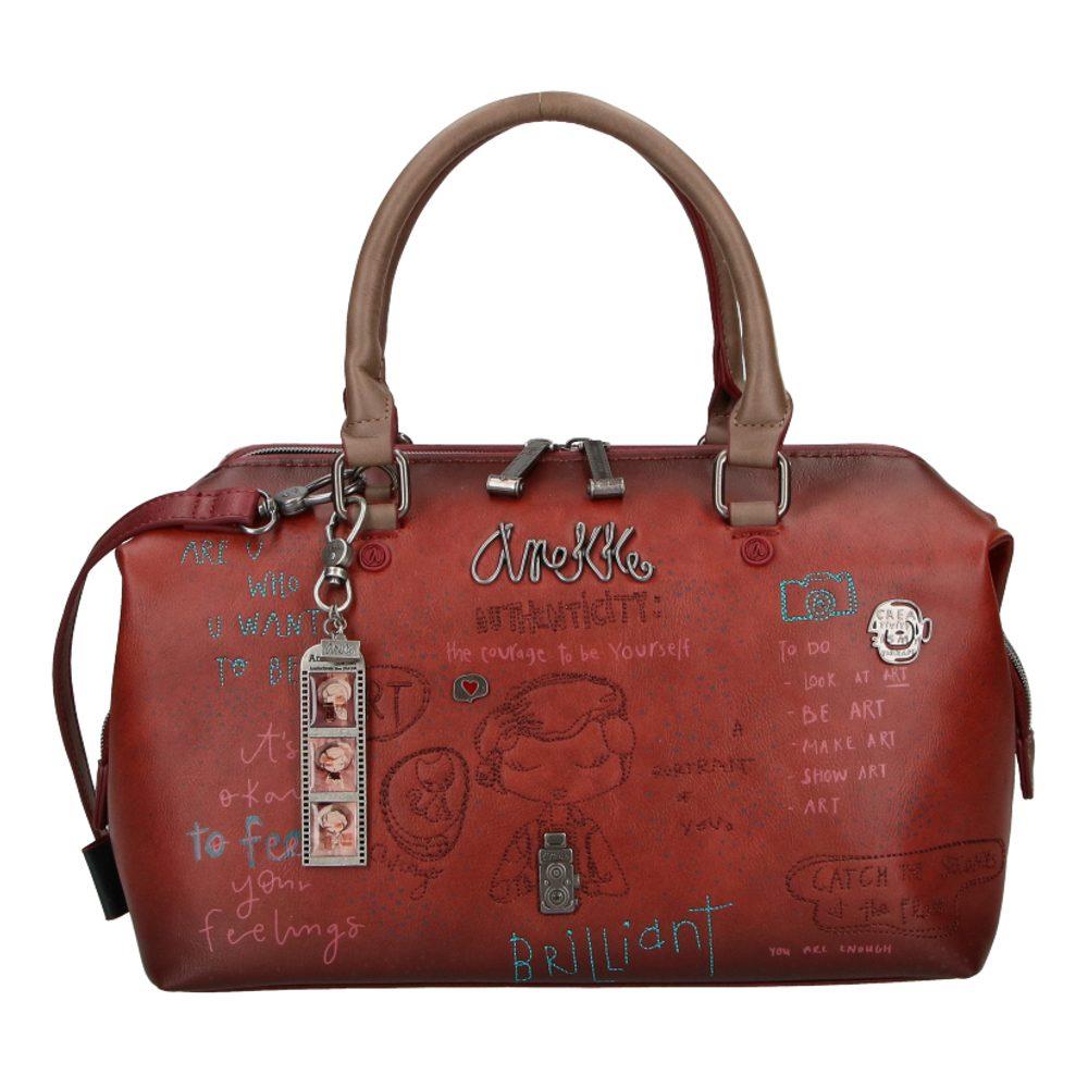 Anekke Dámská kabelka do ruky City Art 33811-123