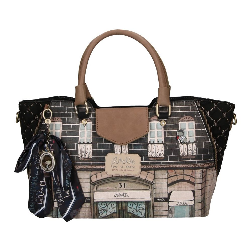 Anekke Dámská kabelka do ruky Le Boutique Couture 29881-52