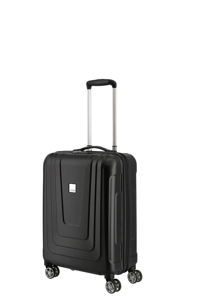 Titan Palubní kufr X-ray 4w S Atomic Black 40 l