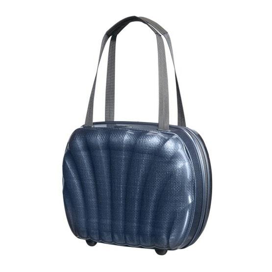 Samsonite Kosmetický kufřík Cosmolite V22 13 l - modrá