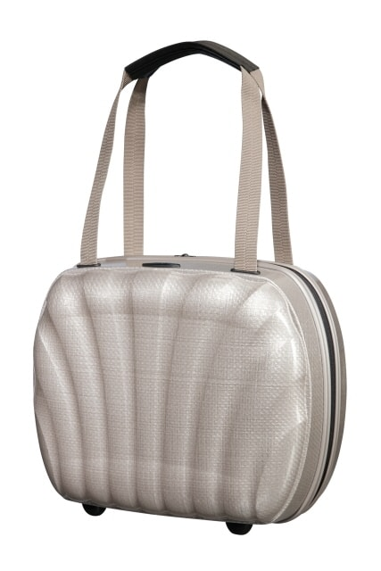 Samsonite Kosmetický kufřík Cosmolite V22 13 l - světle béžová
