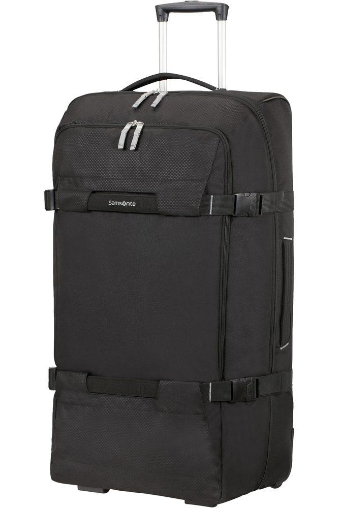 Samsonite Cestovní taška na kolečkách Sonora 112 l - černá