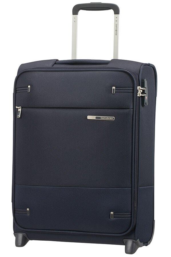 Samsonite Kabinový cestovní kufr Base Boost Upright 38N 41 l - tmavě modrá