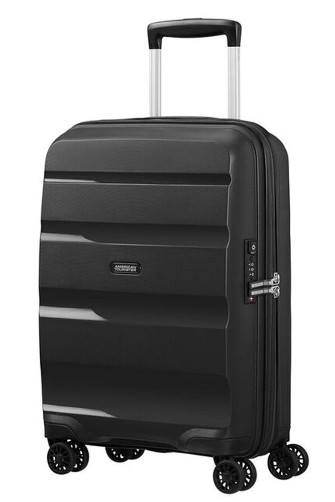 American Tourister Kabinový cestovní kufr Bon Air DLX 33 l - černá