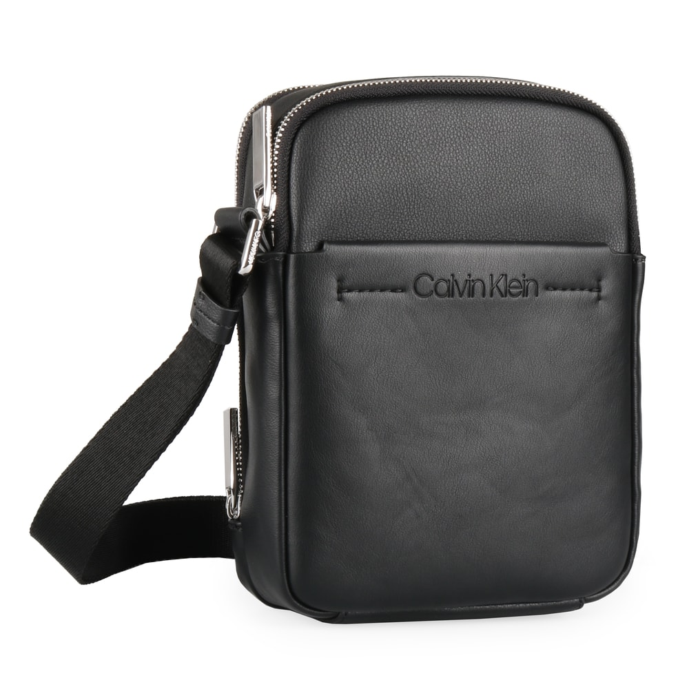 Calvin Klein Pánská taška přes rameno Flex 2 Gusset iPad Mini K50K504394