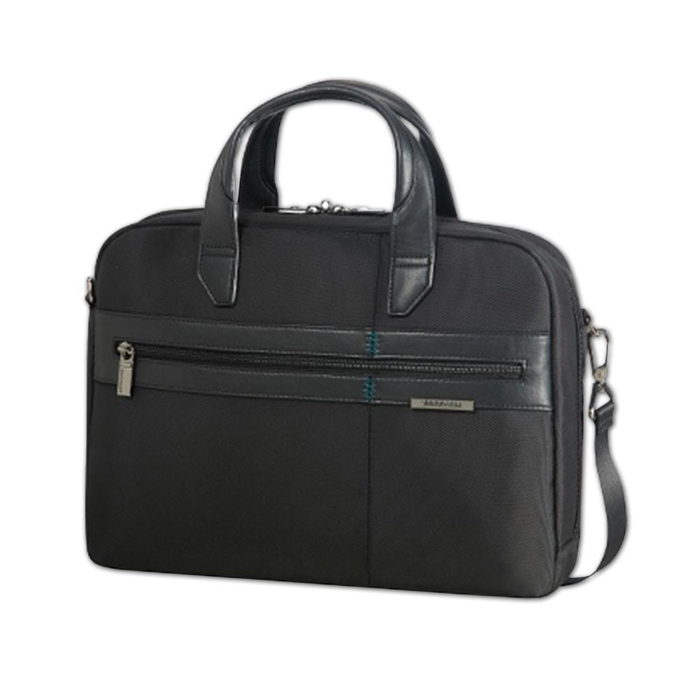 """Samsonite Pánská taška na notebook 14,1"""" Formalite 62N-004 - černá"""