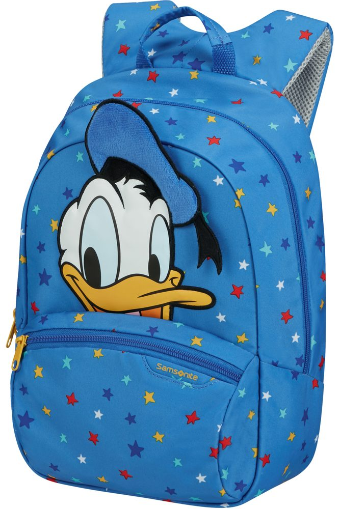 Samsonite Dětský batoh Disney Ultimate 2.0 S+ Donald Stars 8,5 l - modrá