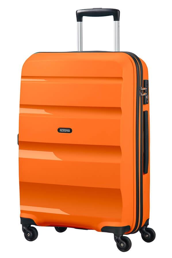 American Tourister Cestovní kufr Bon Air Spinner 85A 57,5 l - oranžová