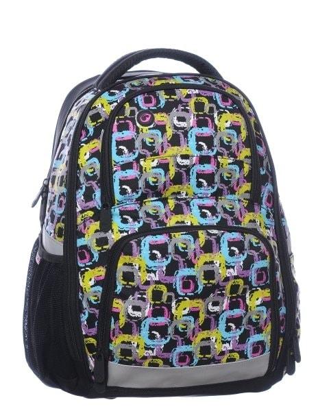 Bagmaster Dívčí školní batoh pro 3.třídu ORION 0115 19 l