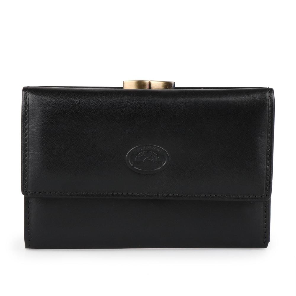 Tony Perotti Dámská kožená peněženka Italico 400 - černá