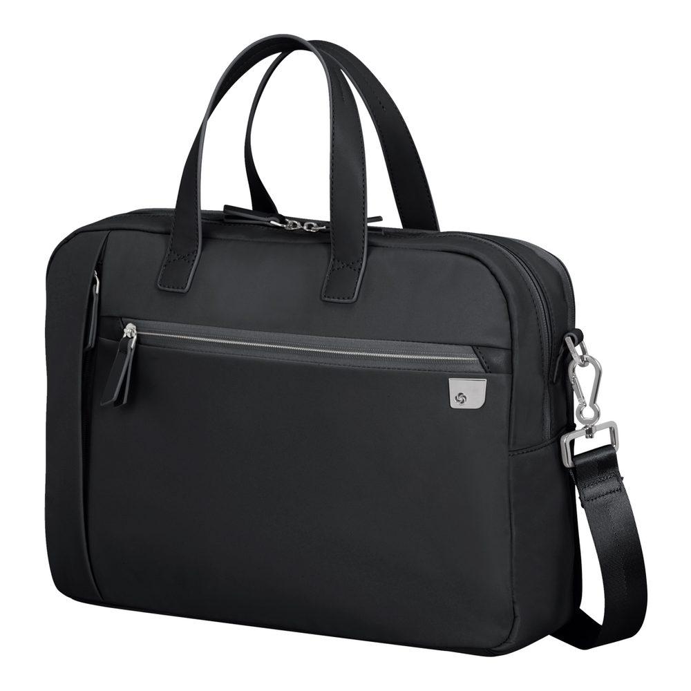 Samsonite Dámská taška na notebook Eco Wave 15,6'' 2 - černá