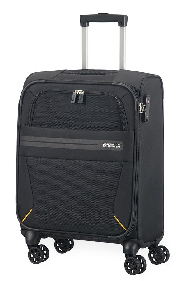 American Tourister Kabinový cestovní kufr Summer Voyager Spinner 29G 36 l - černá