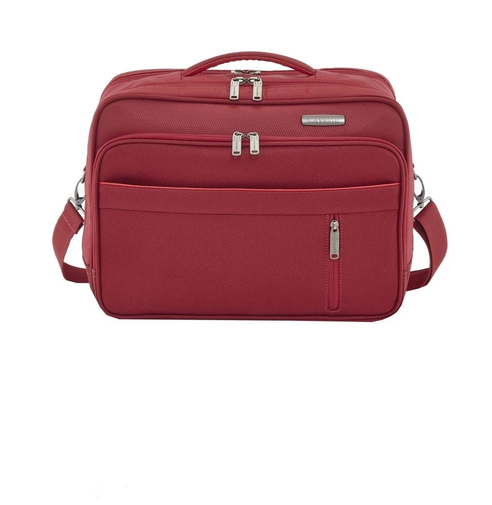 Travelite Textilní palubní taška Capri horizontal Red
