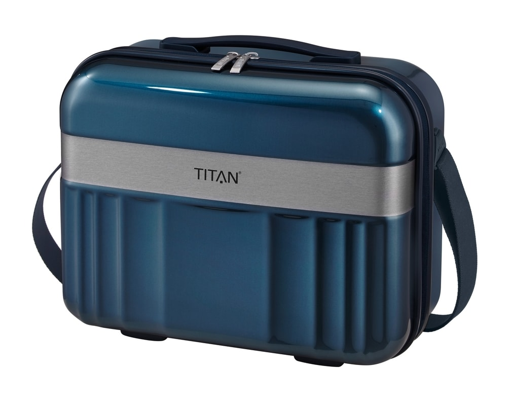 Titan Kosmetický kufřík Spotlight Flash Beauty case North sea 21 l