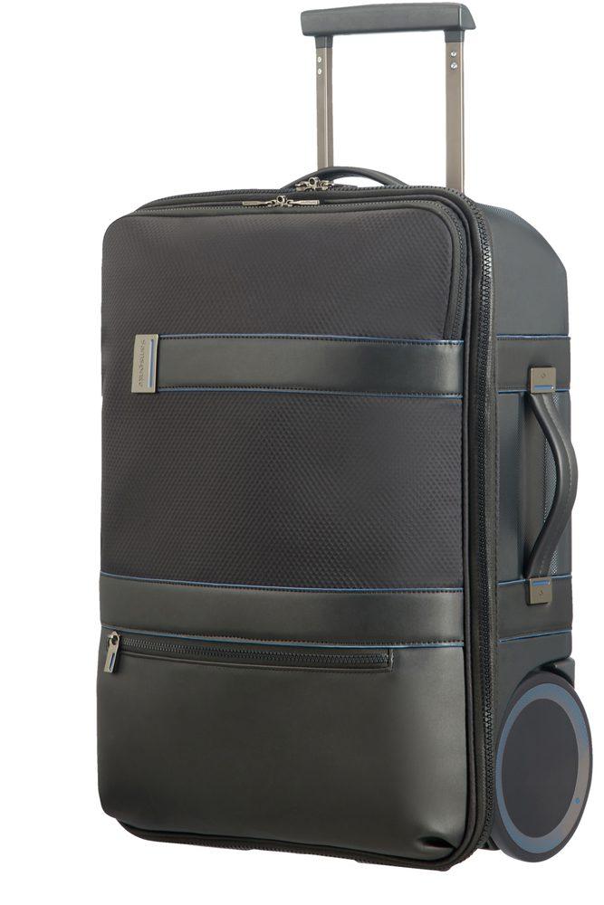 Samsonite Cestovní taška na kolečkách Zigo 38 l - černá