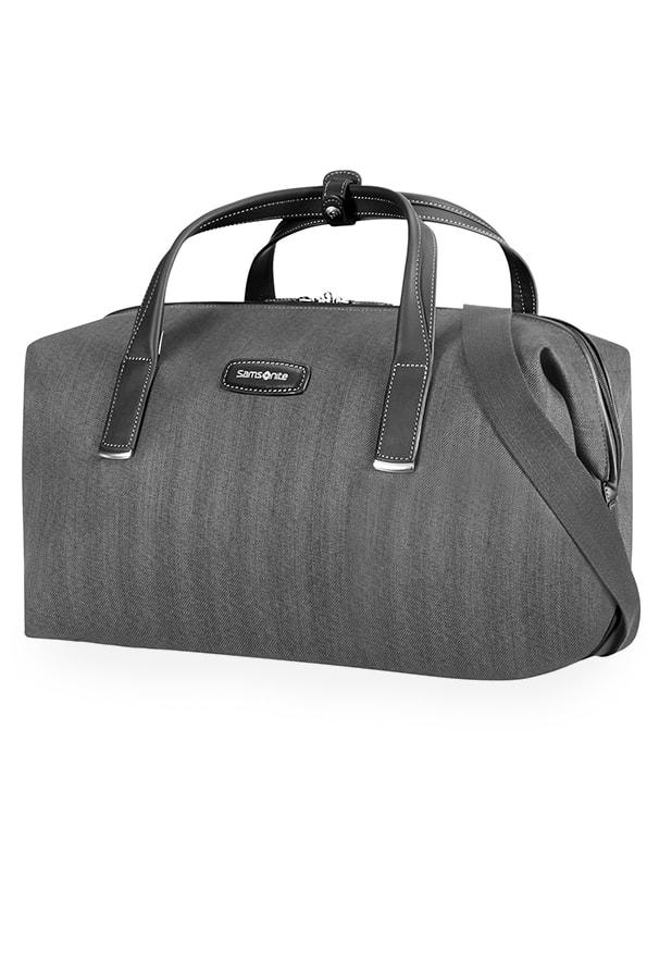 Samsonite Cestovní taška Lite DLX 64D 29,5 l - tmavě šedá