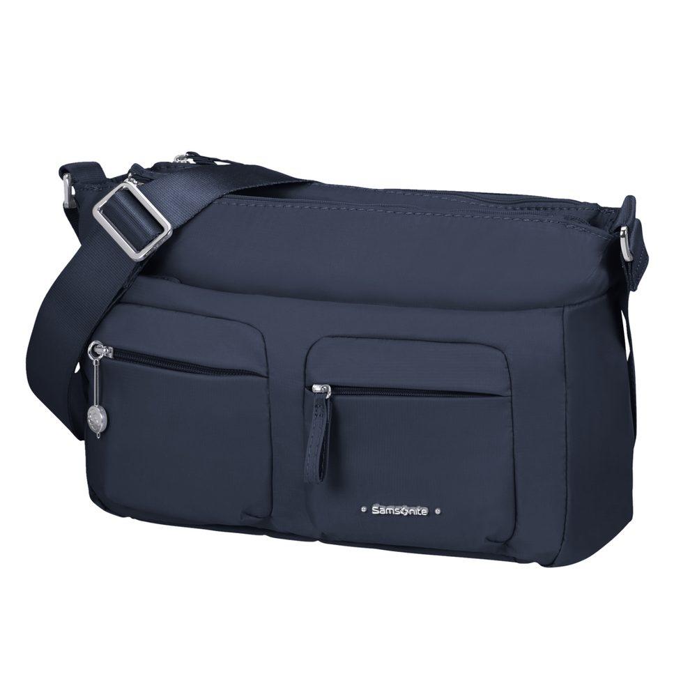 Samsonite Dámská kabelka přes rameno Move 3.0 - tmavě modrá
