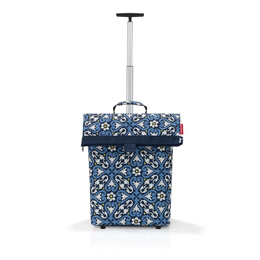 Reisenthel Nákupní taška na kolečkách M Floral 1 43 l