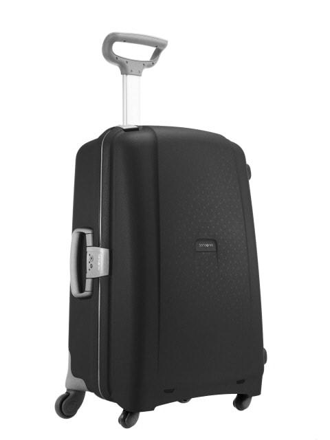 Samsonite Cestovní kufr Aeris Spinner D18 87,5 l - černá