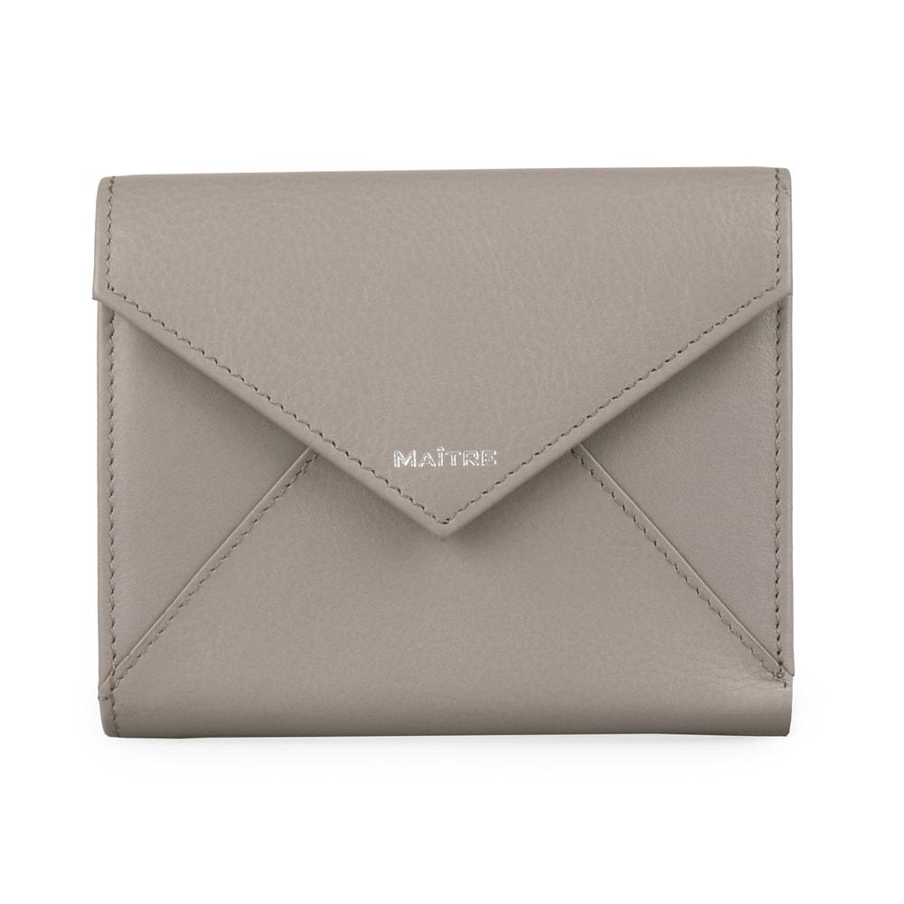 Maitre Dámská kožená peněženka Kulz Dalene 4060001559 - šedá