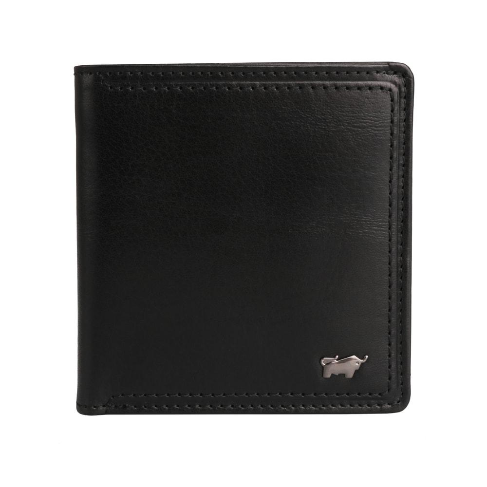 Braun Büffel Pánská kožená peněženka Venice Man 19440-692 - černá