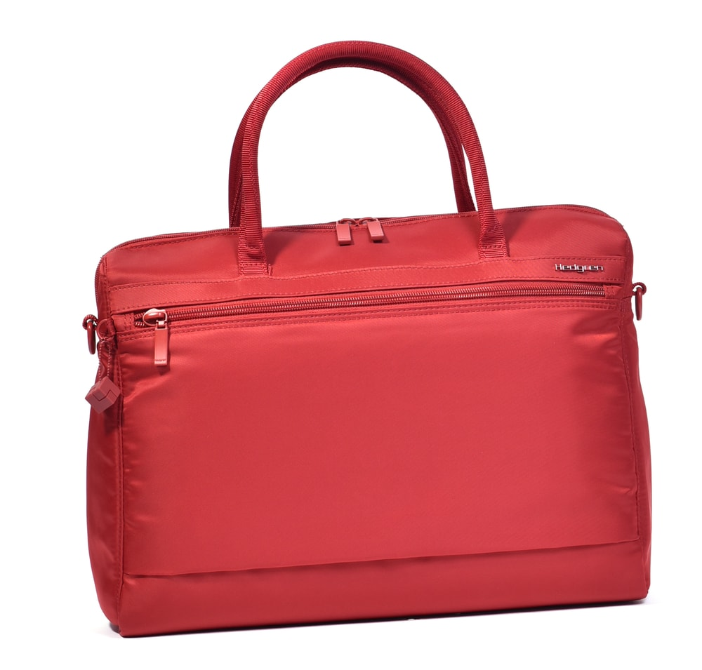 Hedgren Dámská taška na notebook Olga RFID 14,1 '' HIC425 - červená