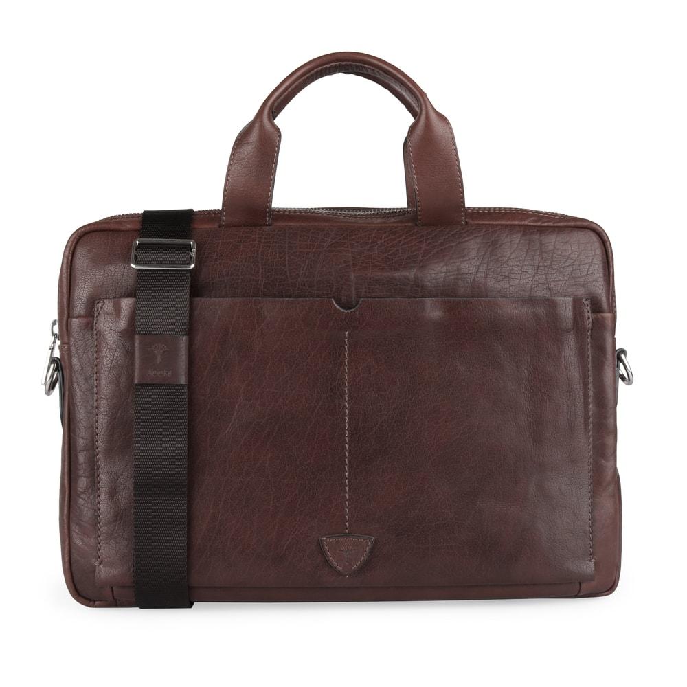 JOOP! Pánská kožená taška do ruky Brenta Pandion 4140004464