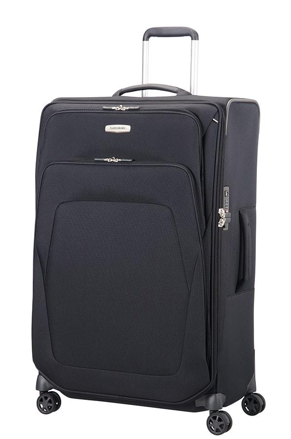Samsonite Cestovní kufr Spark SNG 124/140 l - černá