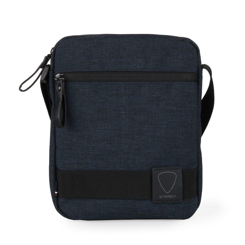 Strellson Pánská taška přes rameno Northwood 4010002188 - tmavě modrá