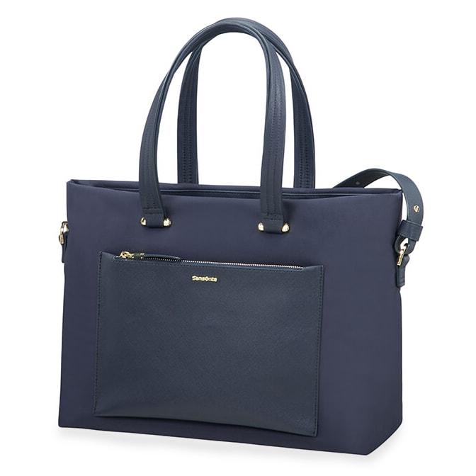 """Samsonite Dámská taška na notebook Zalia 85D-008 15.6"""" - tmavě modrá"""