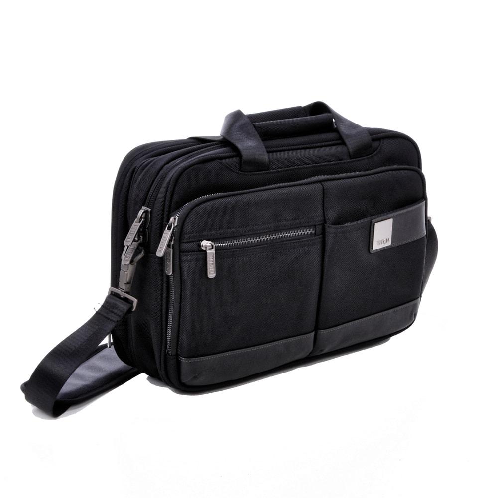 9483743d00 Titan Taška na notebook Power Pack Laptop Bag S Black 13