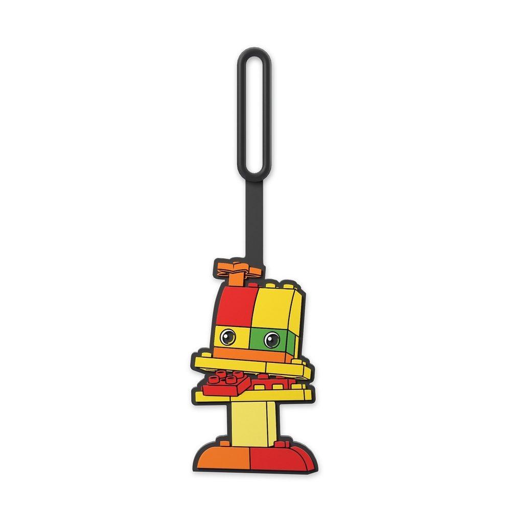 LEGO Jmenovka na zavazadlo LEGO MOVIE 2 Duplo