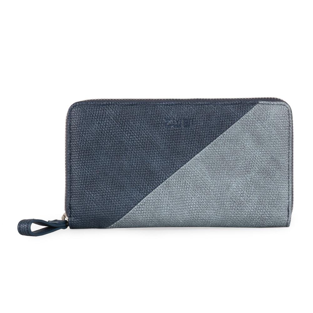 Zwei Velká dámská peněženka Jana J2 - modrá