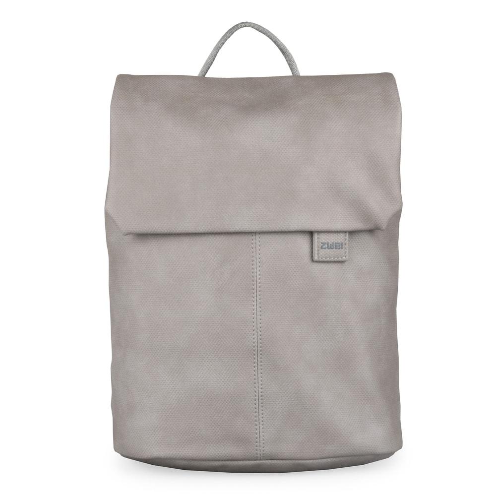 Zwei Dámský batoh Mademoiselle Canvas MR13 6l - světle šedá