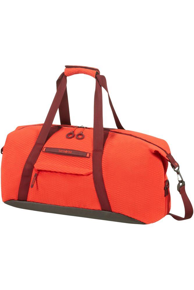 Samsonite Cestovní taška Neoknit 44 l - červená