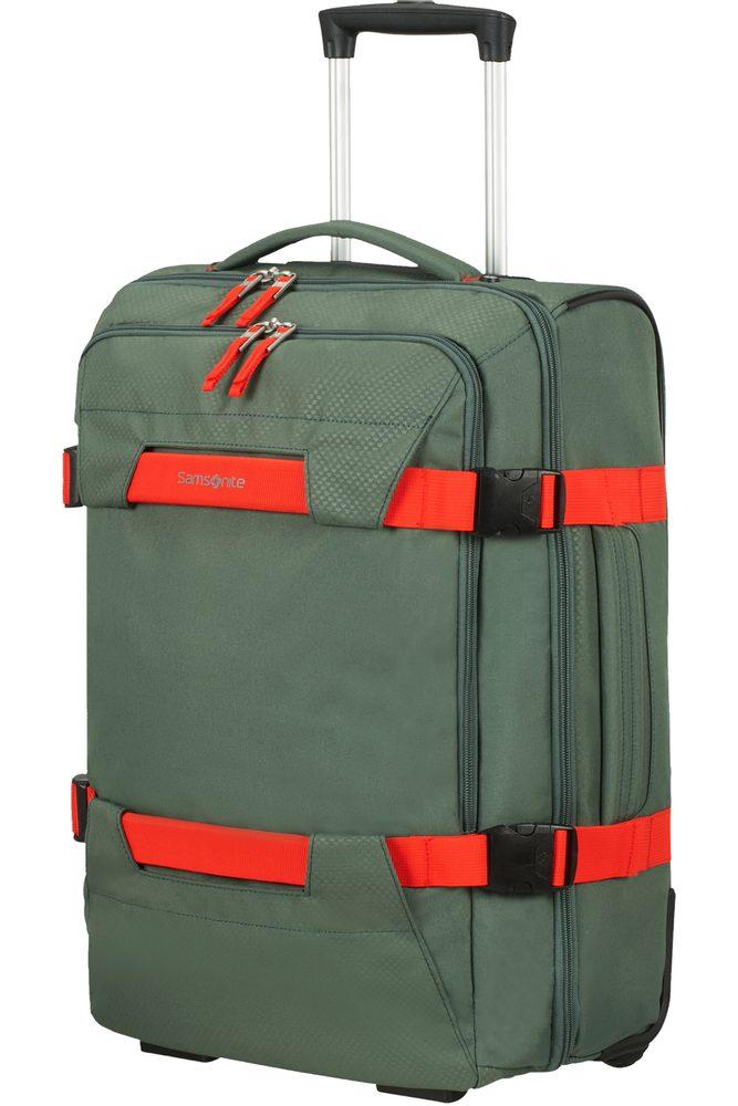 Samsonite Cestovní taška na kolečkách Sonora 48 l - zelená