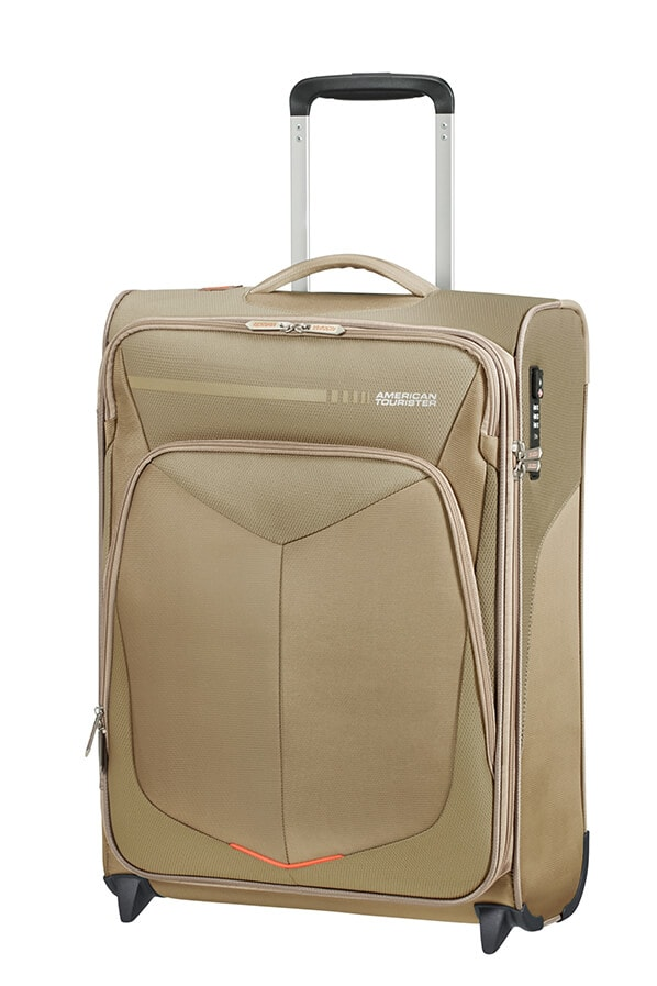 American Tourister Kabinový cestovní kufr Summerfunk Upright 78G 42 l - béžová
