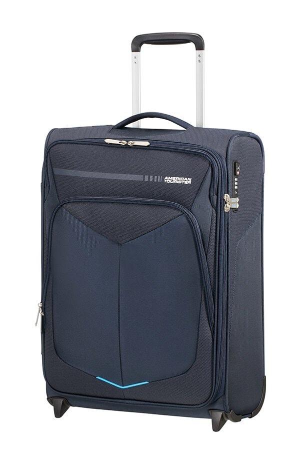 American Tourister Kabinový cestovní kufr Summerfunk Upright 78G 42 l - tmavě modrá