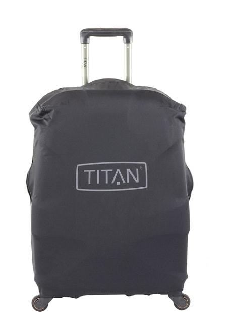 Titan Obal na kufr X2 4w S Black