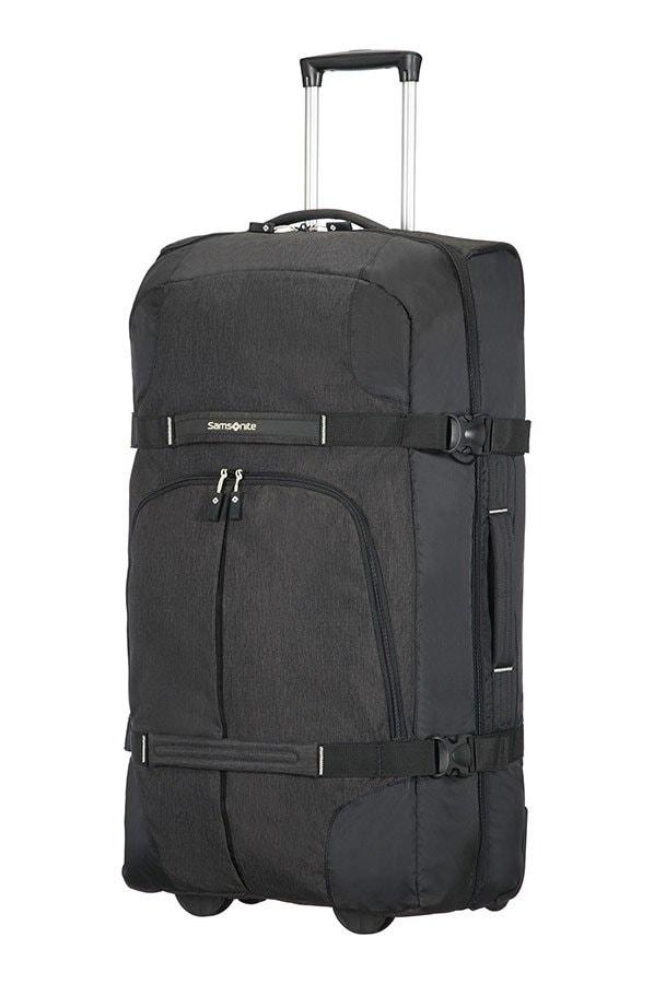 a415260857a9d Samsonite Velká cestovní taška na kolečkách Rewind 113 l - černá