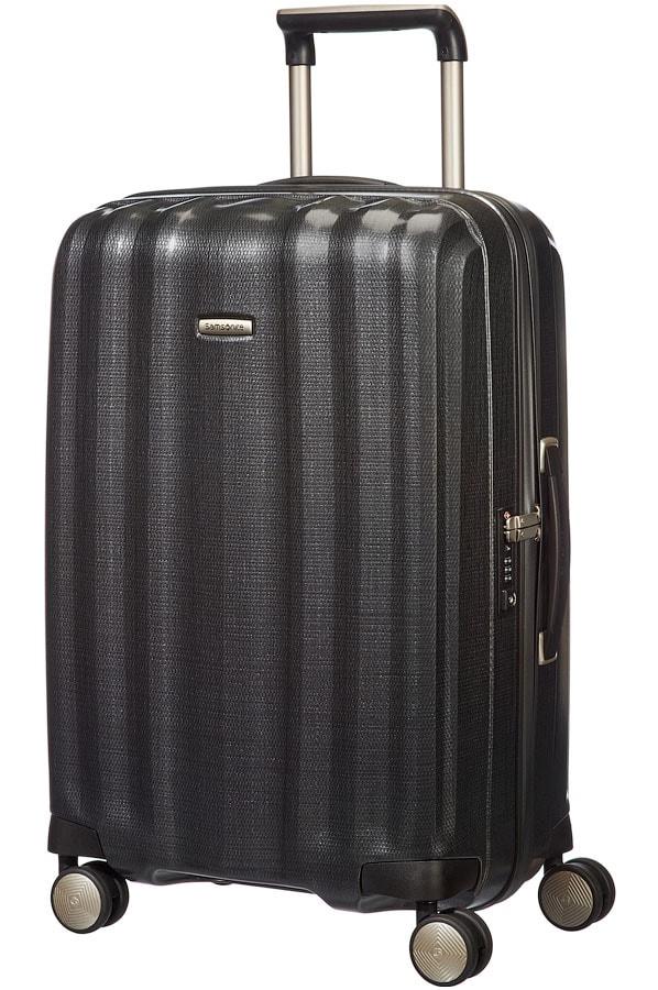 Samsonite Cestovní kufr Lite-Cube Spinner 33V 67,5 l - černá